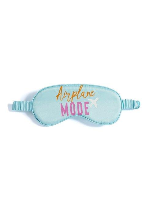 """Airplane Mode"" Eye Mask"