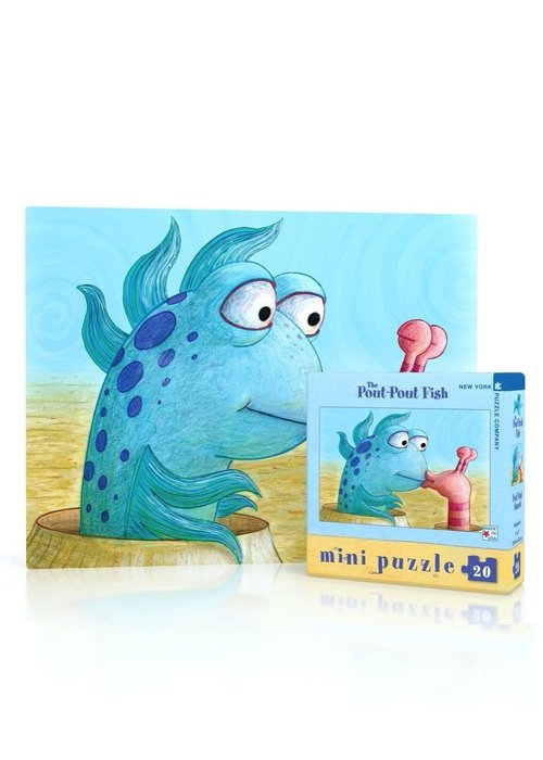 Pout Pout Fish Smooch Mini 20-pc. Puzzle