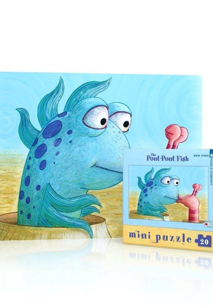 Pout Pout Fish Smooch Mini 20-pc. Puzzle