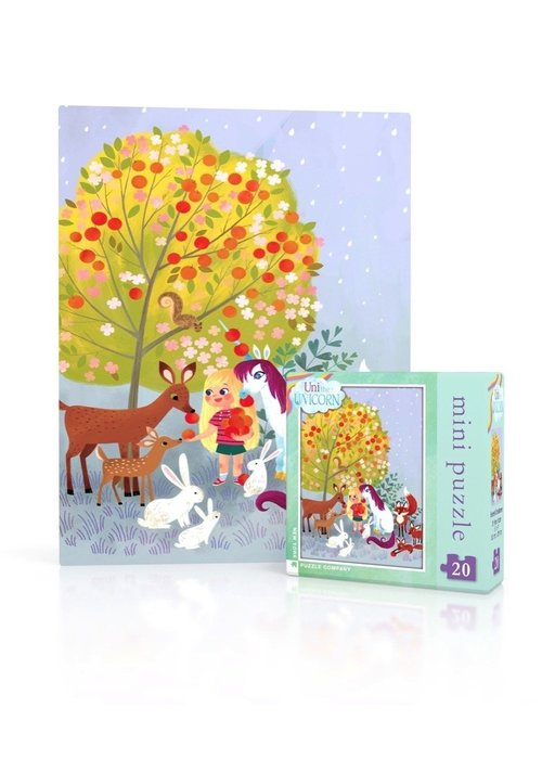 Forest Creatures Mini 20-pc. Puzzle
