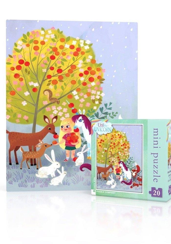 Forest Creatures Mini 20-pc. Puzzle