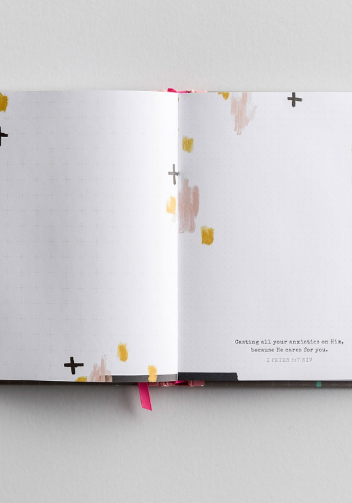 """Less Hustle More Jesus"" Journal"