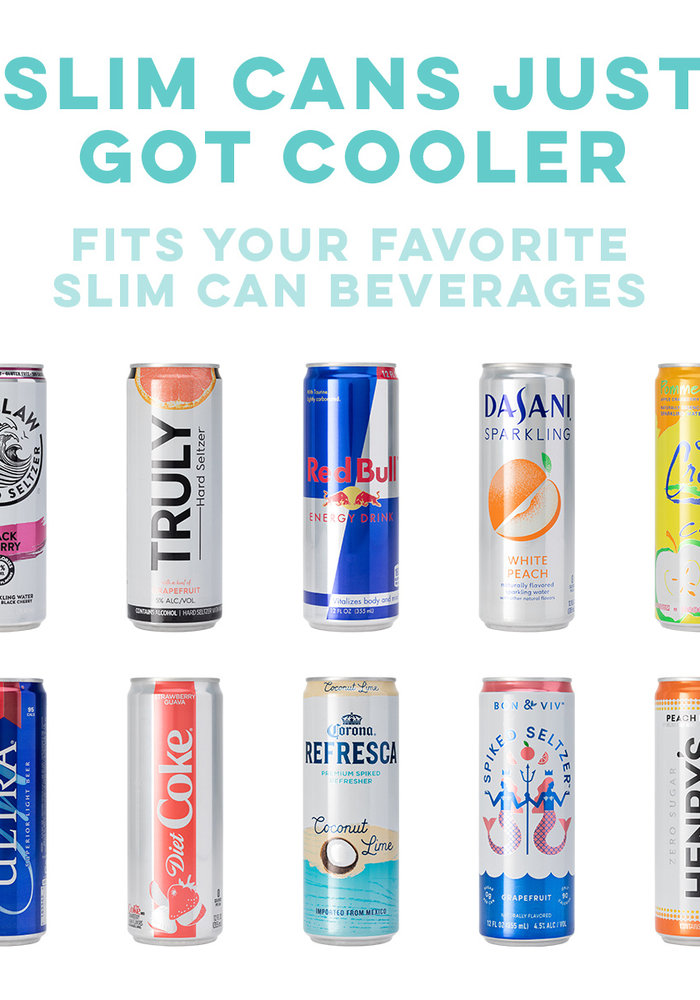12oz Swig Can Cooler Solid Collection