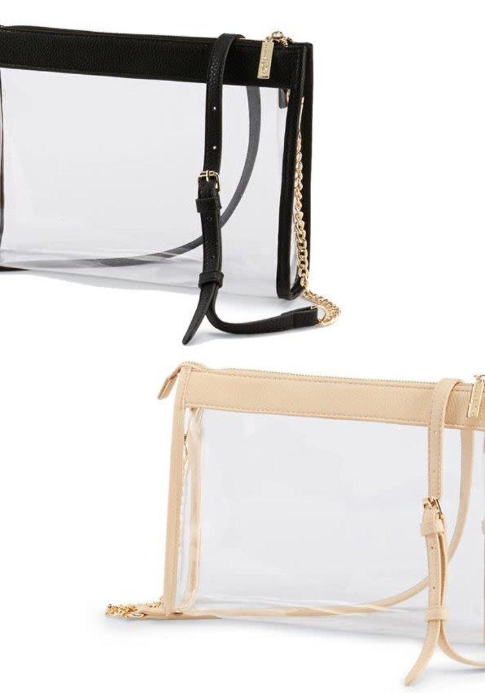 Clear Crossbody Bag