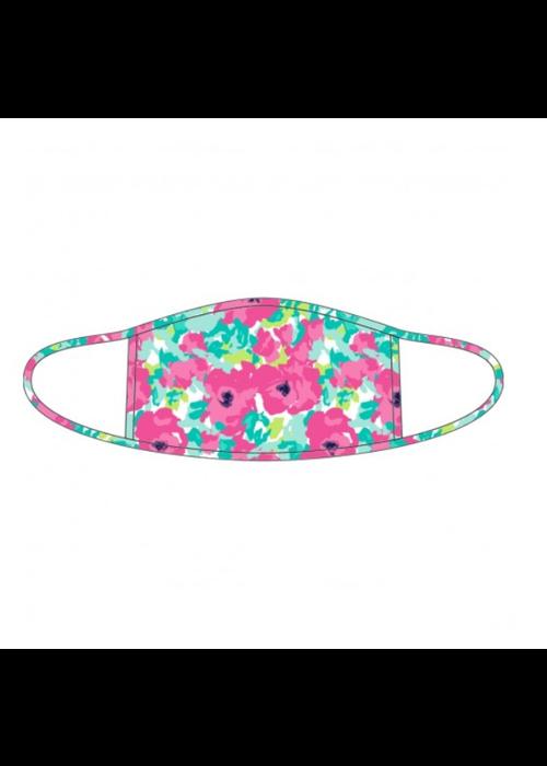 Grace Floral Adult Filter Pocket Face Mask