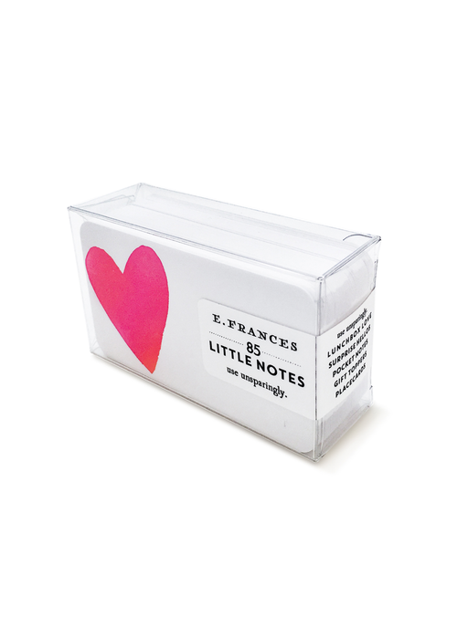 Big Heart Little Notes 85-Pack