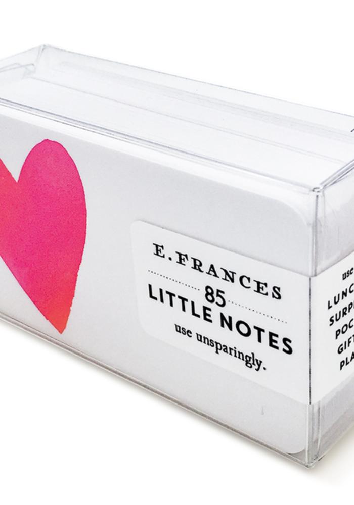Big Heart Little Notes 85-Pack