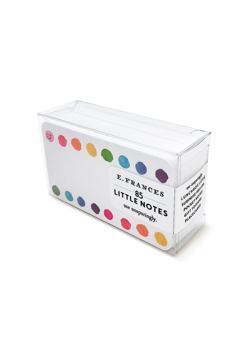 Happy Dots Little Notes 85-Pack