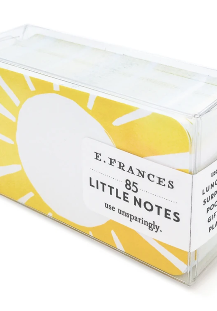 Sunny Day Little Notes 85-Pack