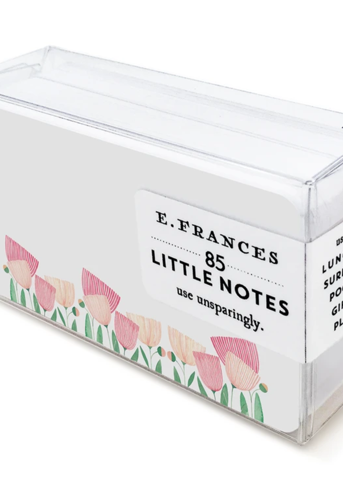 Blooms Little Notes 85-Pack