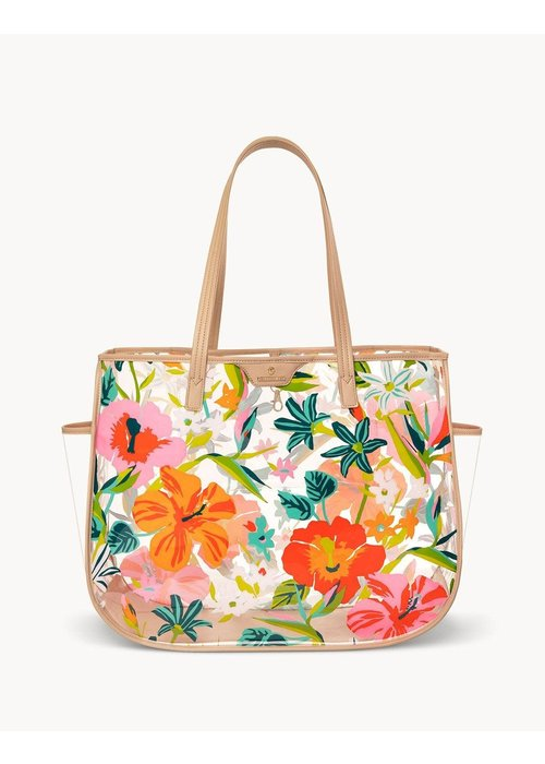 Spartina 449 Moreland Clear Beach Tote