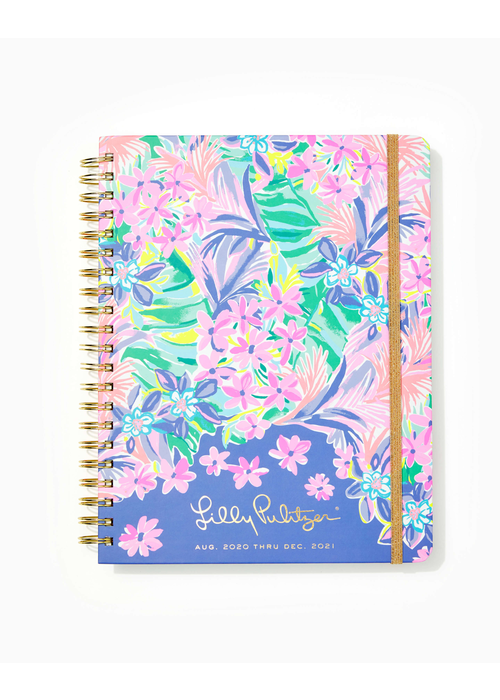 """Lilly Pulitzer """"It Was All a Dream"""" 17 Month Jumbo Agenda"""