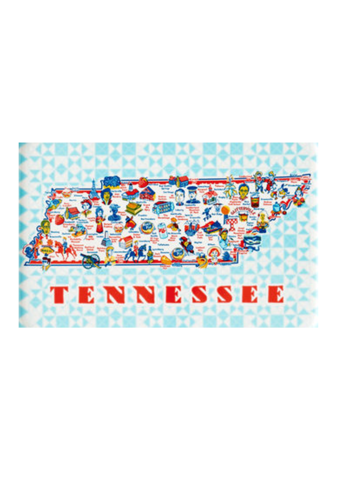 Tennessee Stoneware Mug