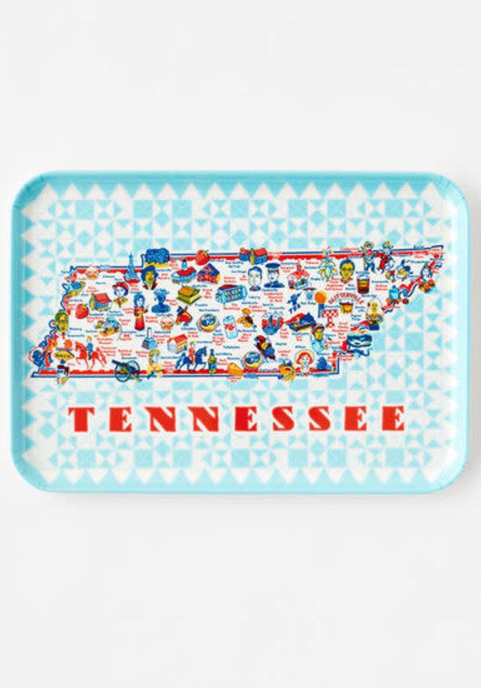 Melamine Tennessee Tray