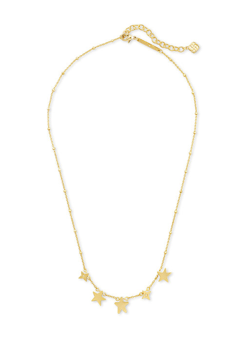 Kendra Scott Jae Star Choker Gold Metal