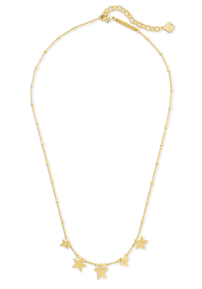 Jae Star Choker Gold Metal