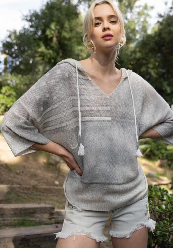 Americana Lightweight Hoodie Sweater