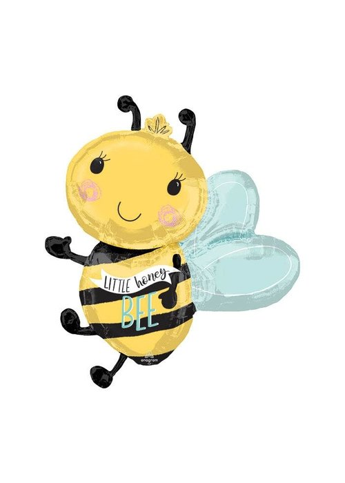 "Foil ""Little Honey Bee"" 30"" Balloon"
