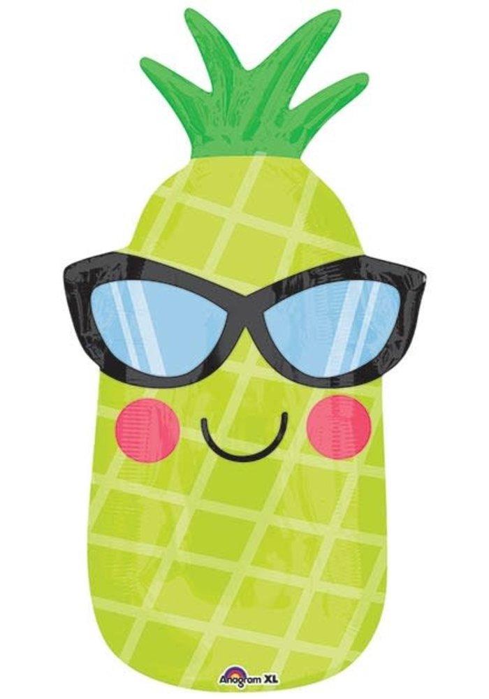 """Pineapple Fun 26"""" Foil Balloon"""