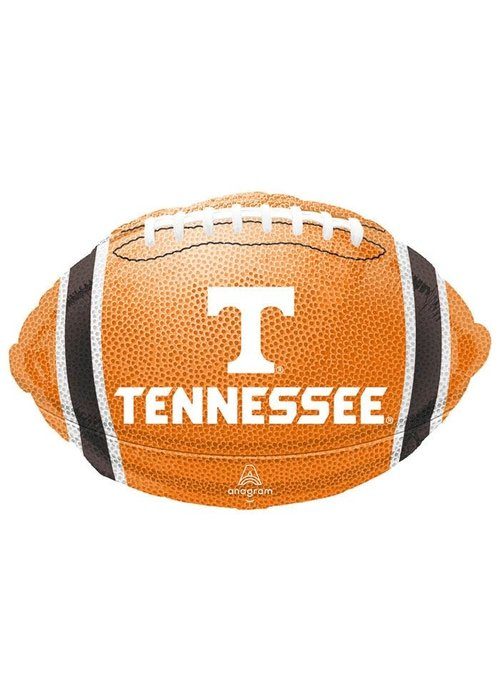 """University of Tennessee Football 17"""" Balloon"""