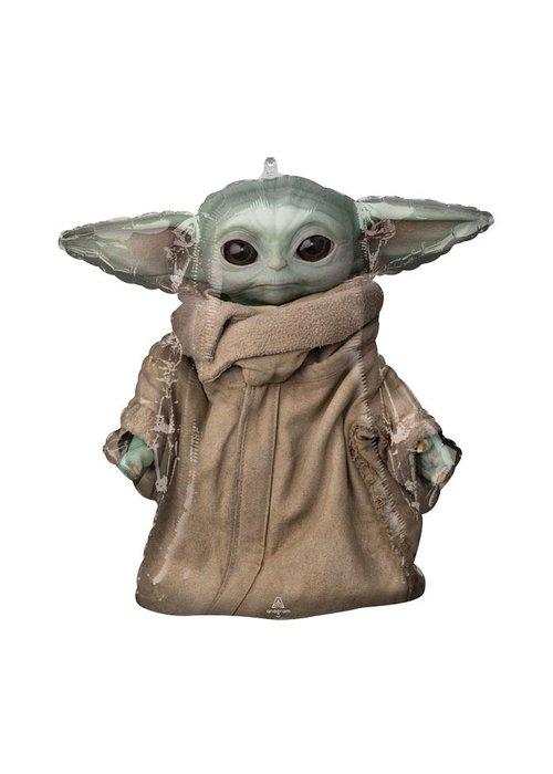 """Baby Yoda 26"""" Balloon"""