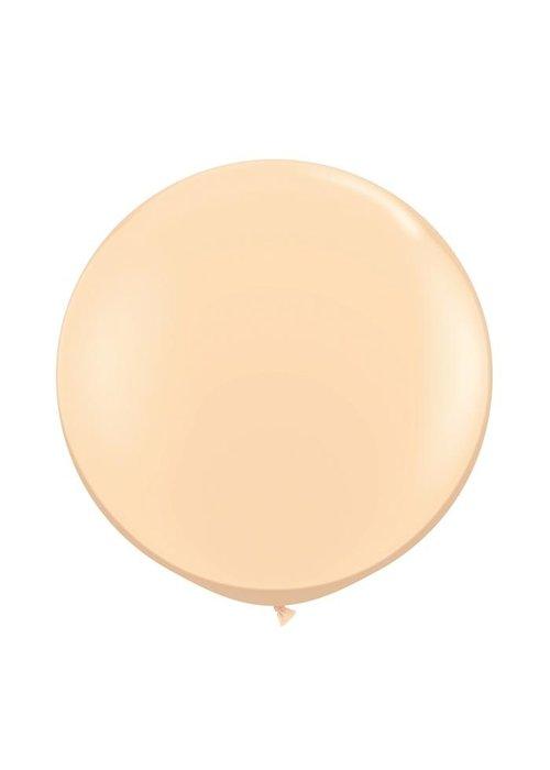 "Blush 36"" Oversized Latex Balloon"