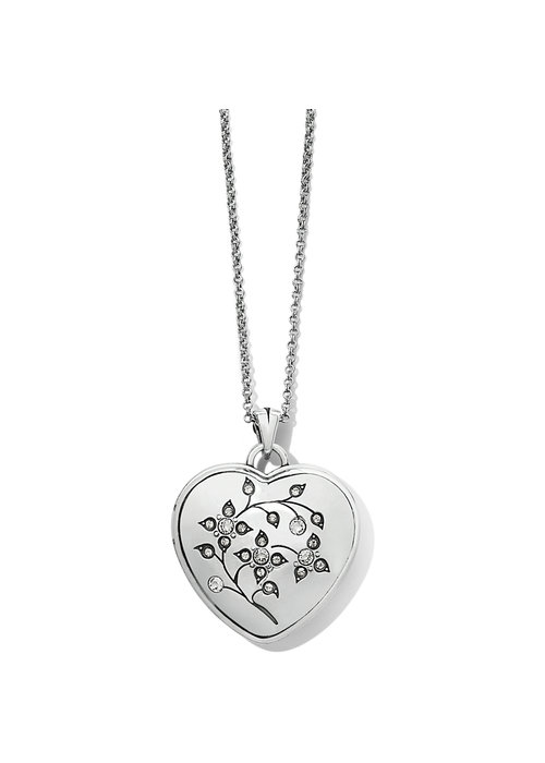 Brighton First Day Of Spring Locket Necklace