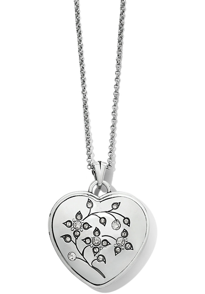First Day Of Spring Locket Necklace