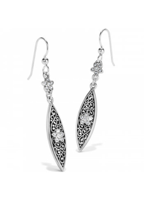Brighton Baroness Fiori Marquise French Wire Earrings