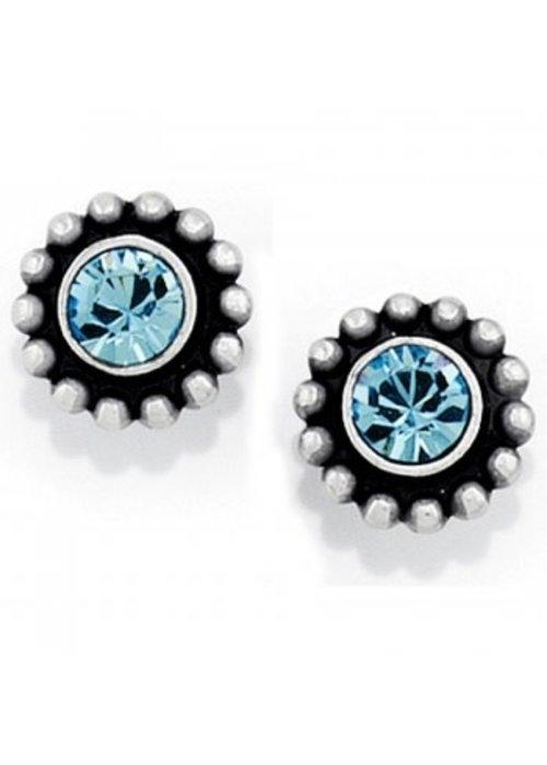 Brighton Blue Twinkle Mini Post Earrings