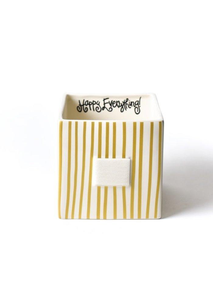 Gold Nesting Cubes