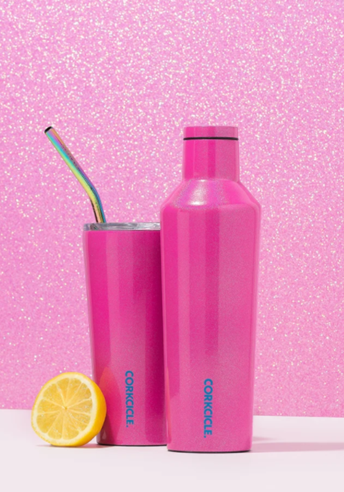 Corkcicle Stainless Steel Straw/Cleaner Set