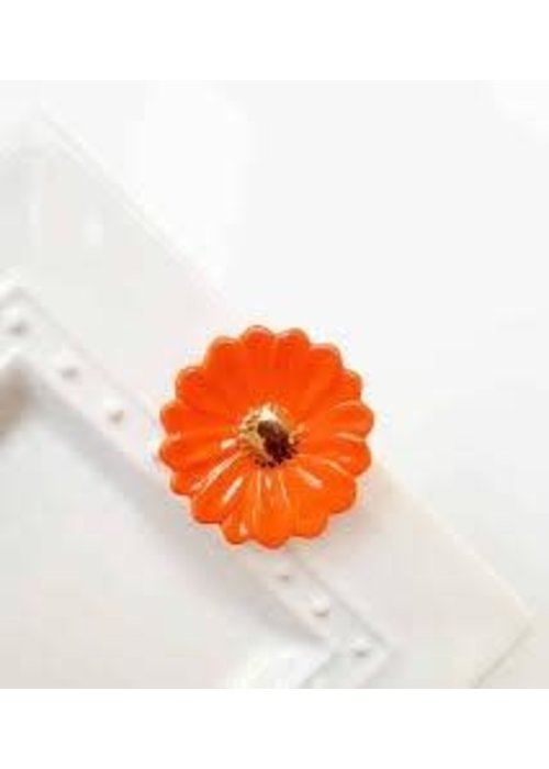 "Nora Fleming ""Orange Ya Glad"" Daisy Nora Fleming Mini"