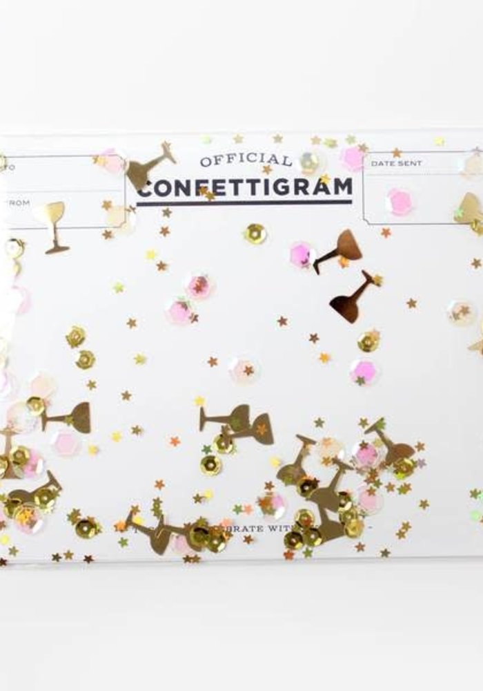 Confettigram - Pop Fizz Clink