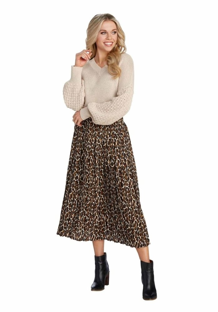 Celeste Midi Skirt