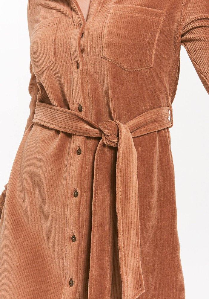 Emelyn Cord Dress