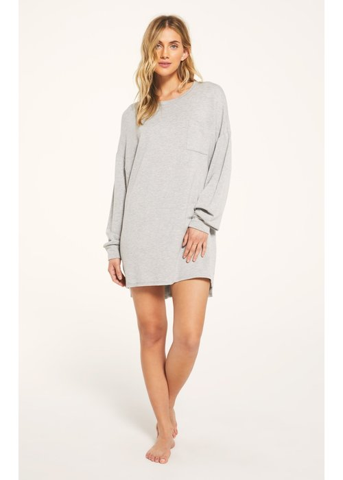 Z Supply Harper Fleece Dress