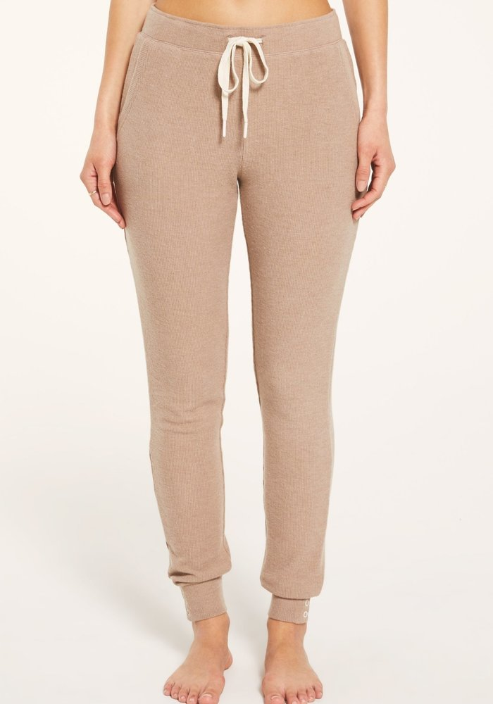 Homey Ribbed Jogger