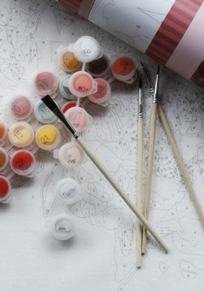 Summer Sorbet Paint by Numbers Kit