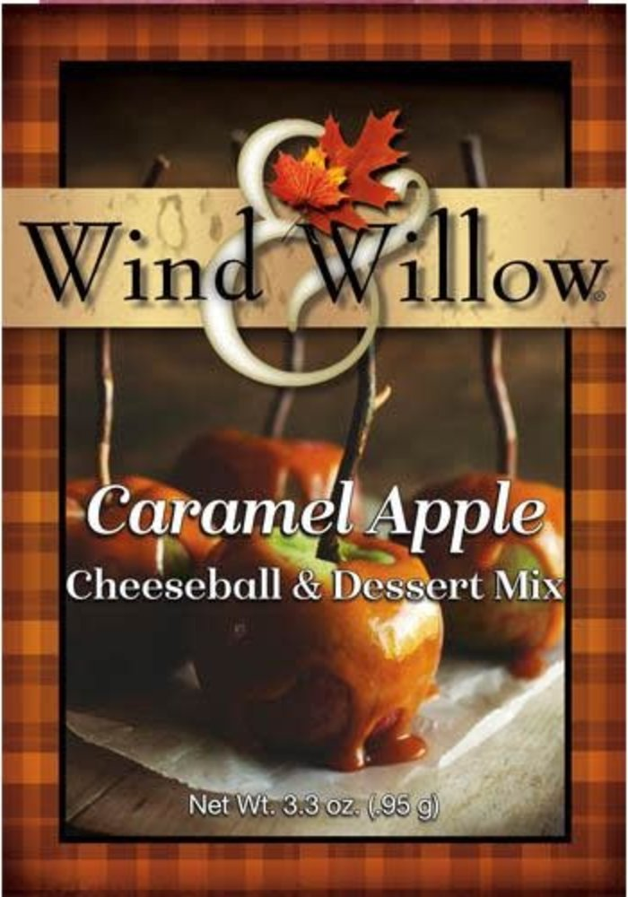 Caramel Apple Cheeseball & Dessert Mix