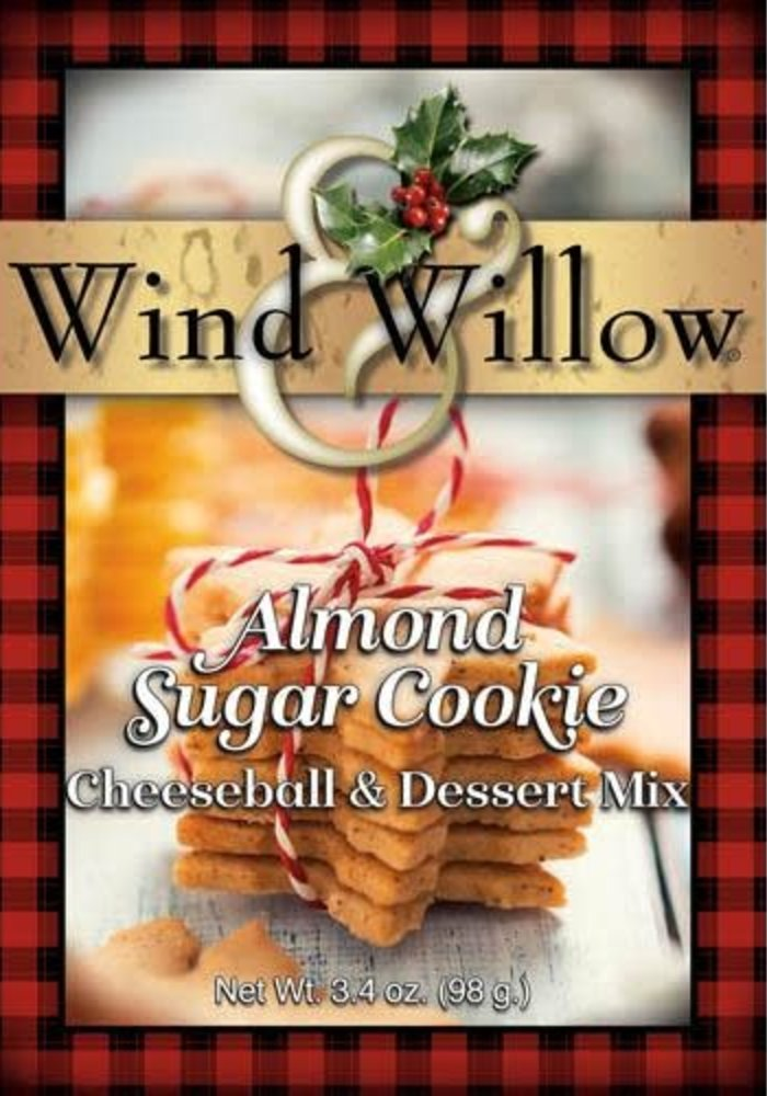 Almond Sugar Cookie Cheeseball & Dessert Mix