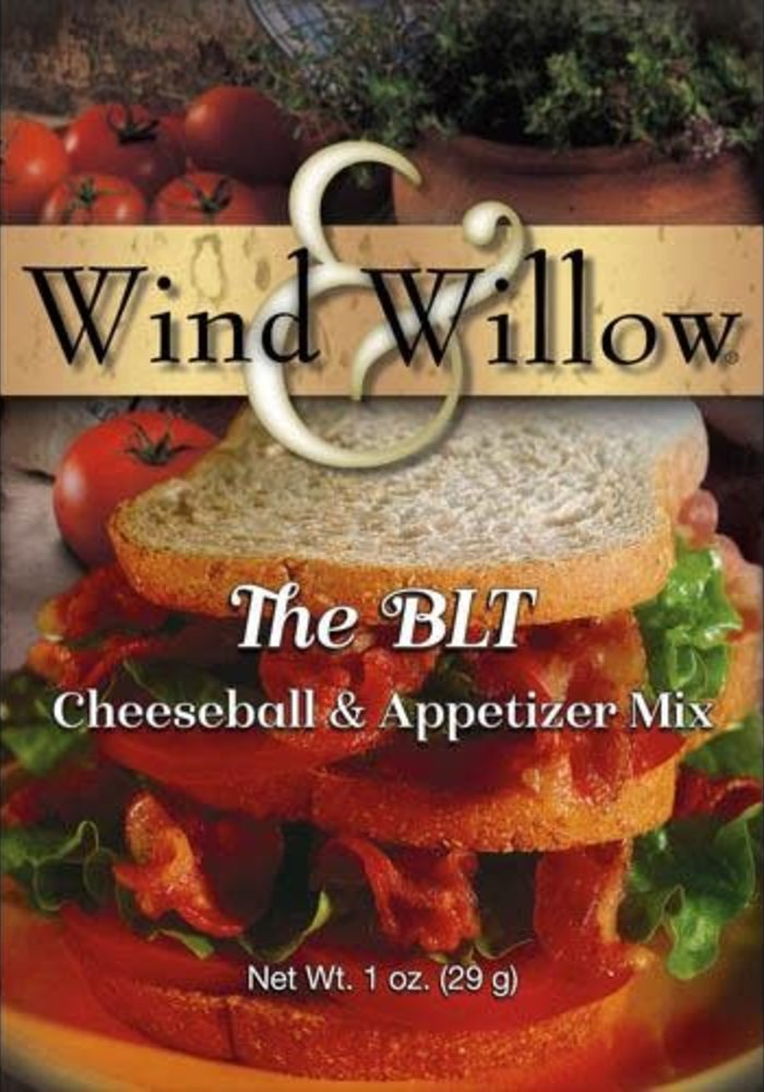 BLT Cheeseball & Appetizer Mix