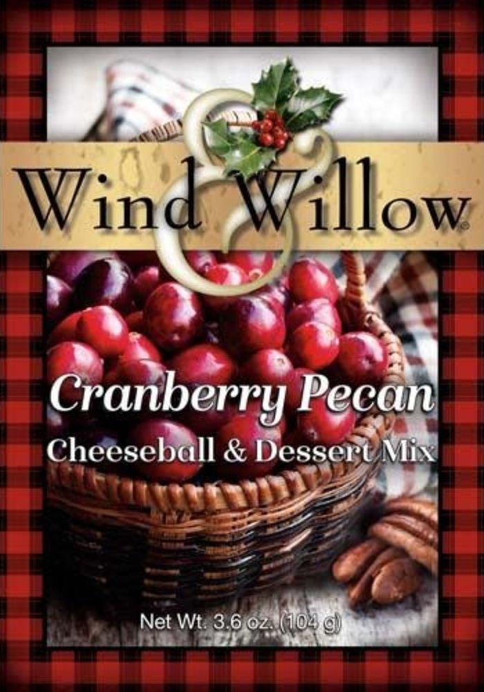 Cranberry Pecan Cheeseball & Dessert Mix