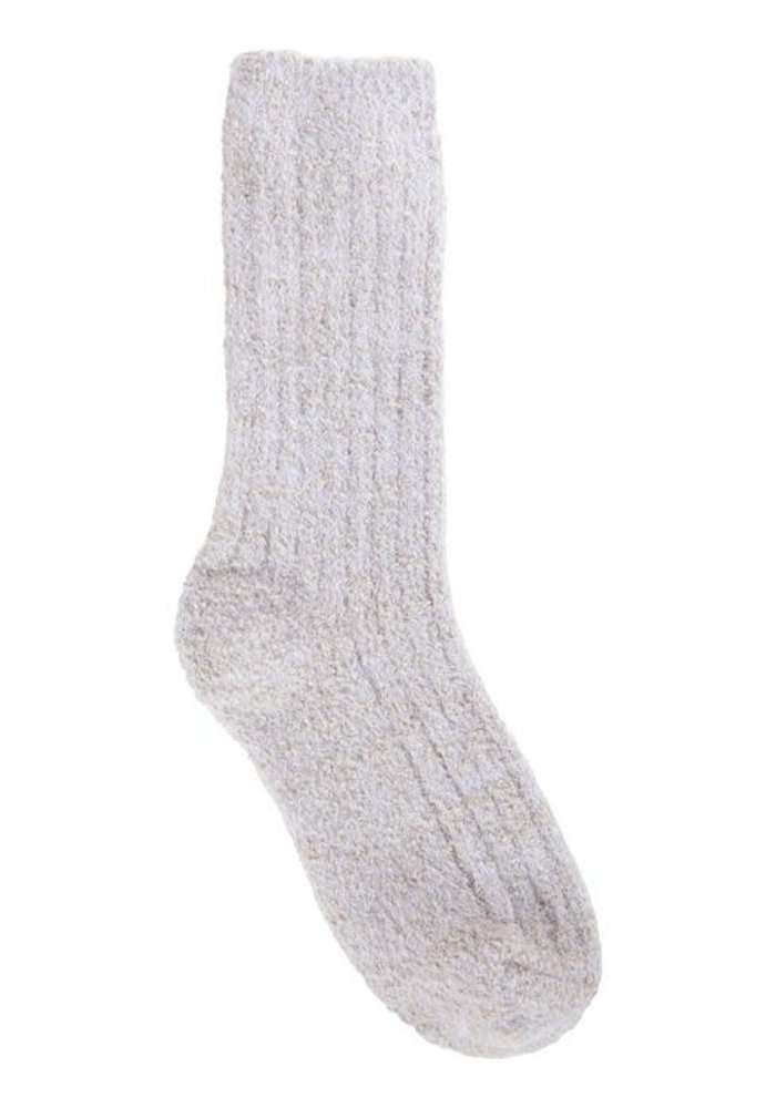 Holiday Shabby Chic Crew Sock