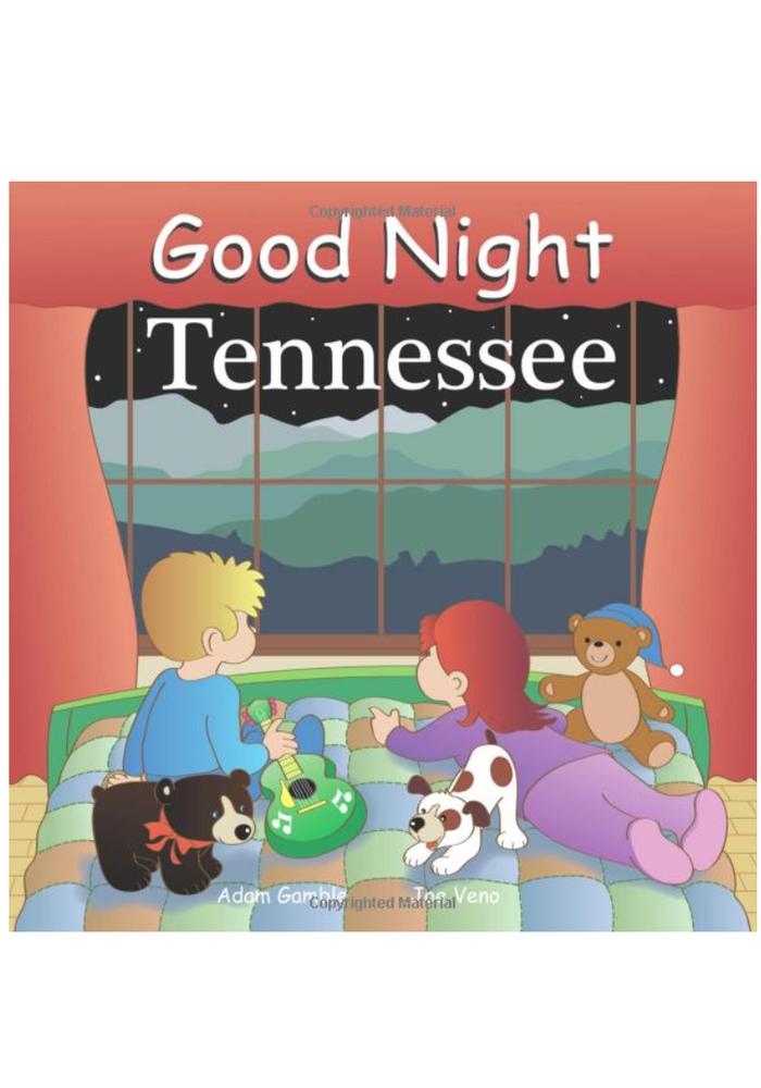 Goodnight Tennessee Board Book