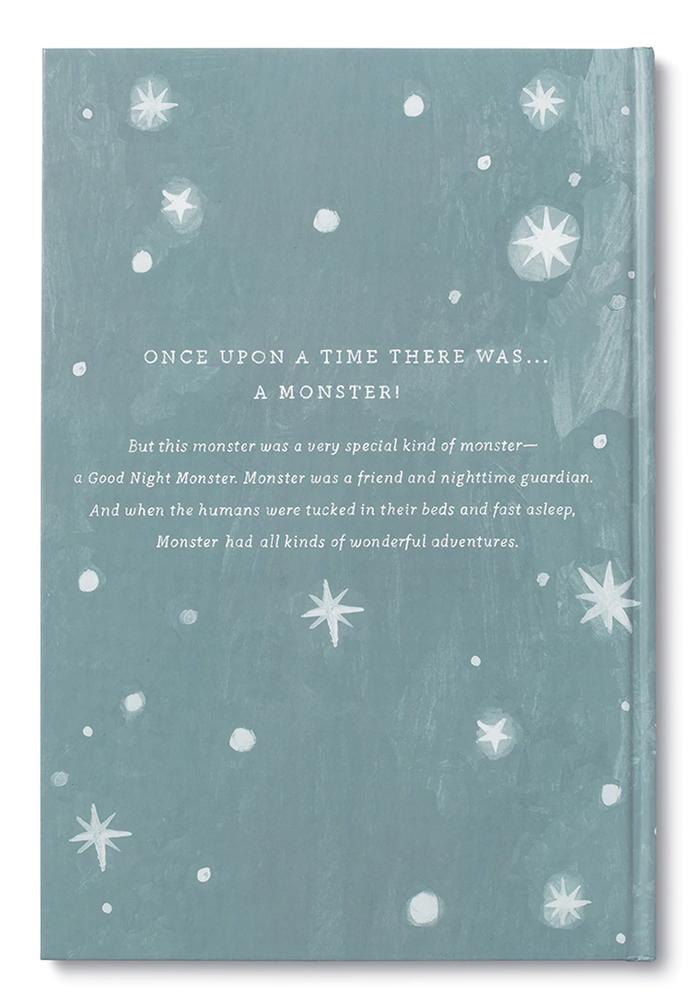 Good Night Monster Gift Set