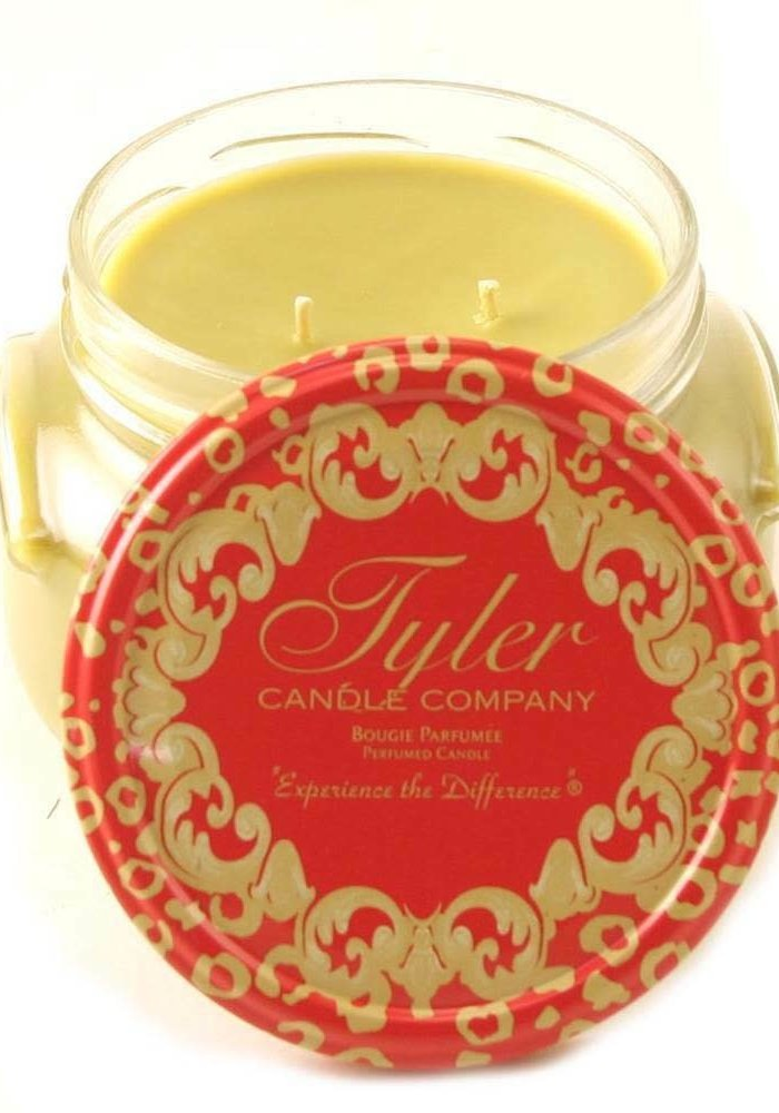 Tyler Candle Co. Seasons Greetings Candle