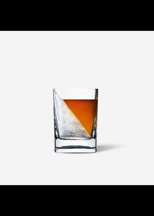 Corkcicle Corkcicle Whiskey Wedge Glass Set