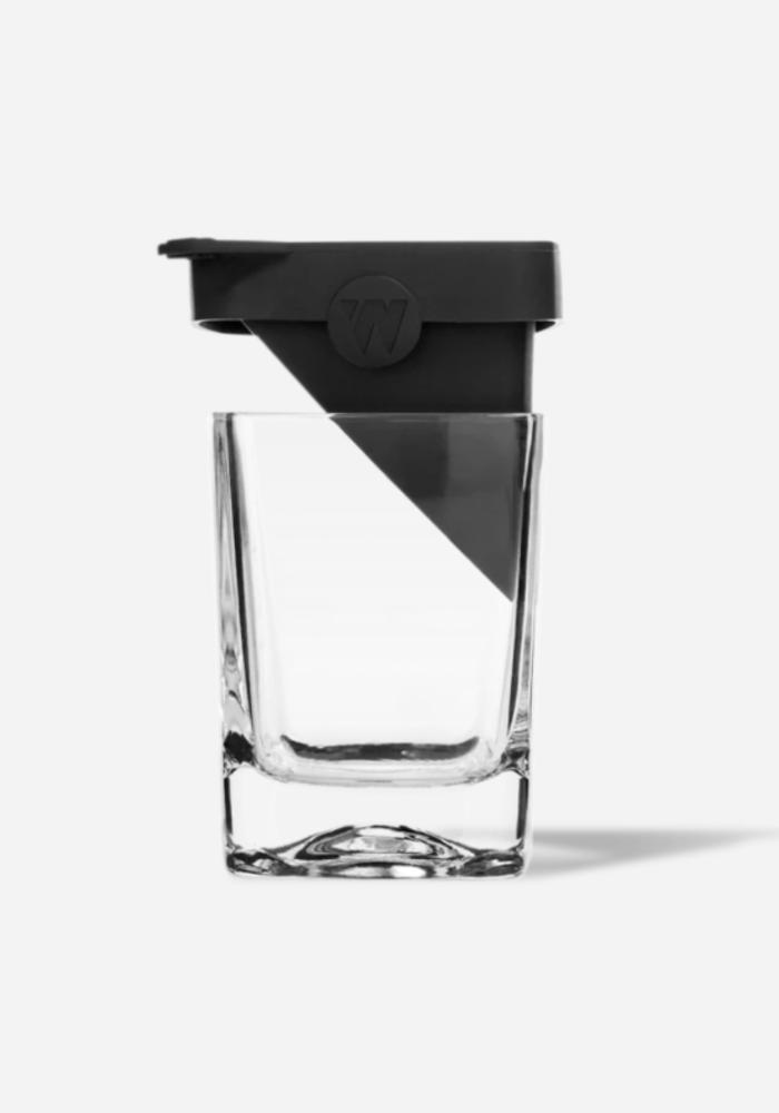 Corkcicle Whiskey Wedge Glass Set