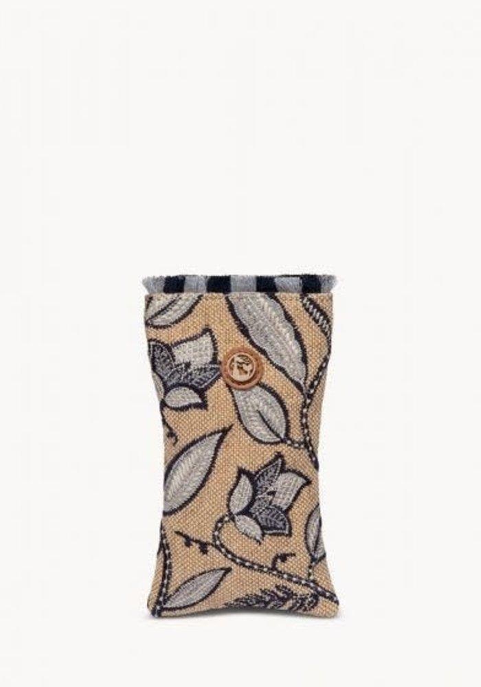 Ashley River Floral Sunglass Case